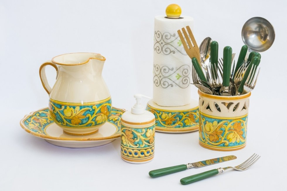 caraffa in ceramica