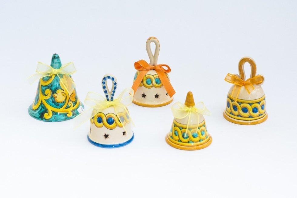 Campane di ceramica