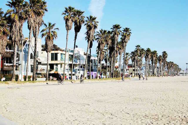 Venice Beach limo service Santa Monica