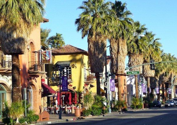 Palm Springs limo service Santa Monica