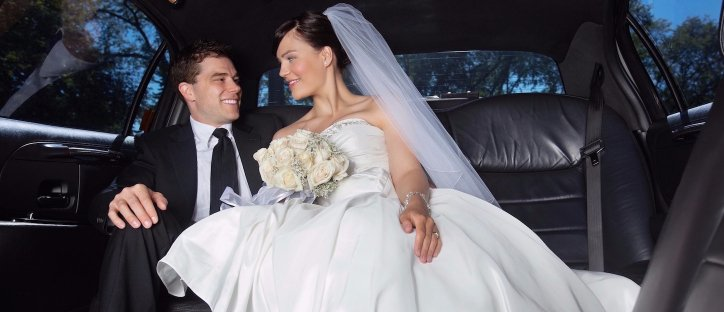 Santa Monica Wedding Limo Service