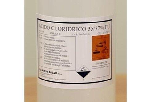 acido cloridico