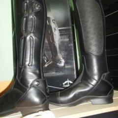 scarpa equitazione