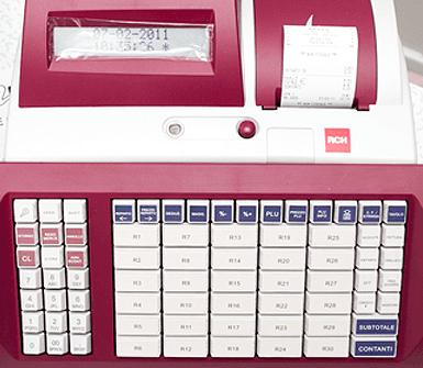 noleggio registratori, riparazione bilance, software gestionali
