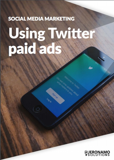 Using Twitter paid ads