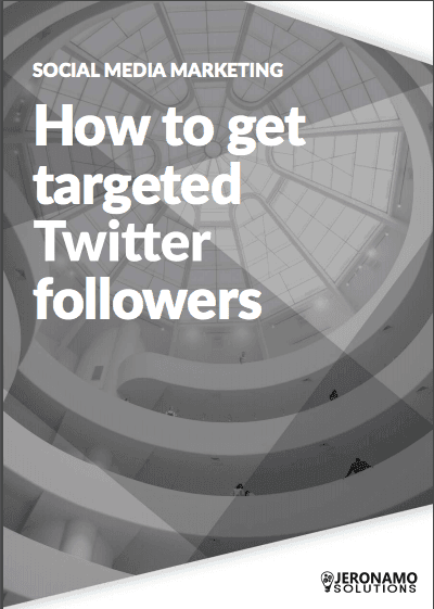 How to get targeting Twitter followers