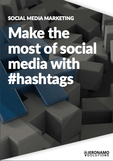 Make the most of social media #hashtags