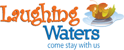 Laughing Waters B&B - Featured Web Design Project