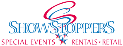 Showstoppers Event Rentals- Featured Web Design Project