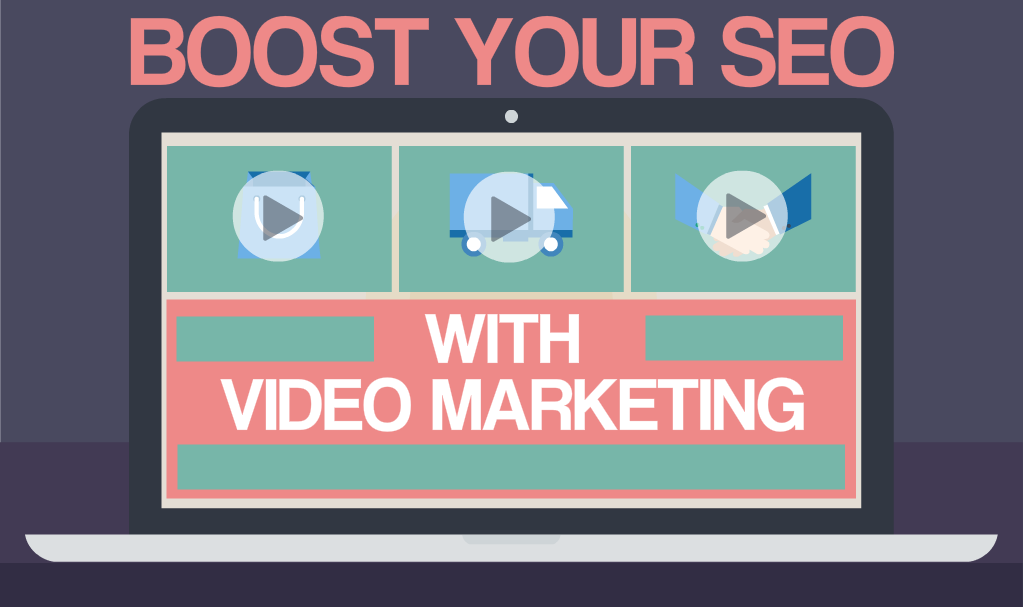 Boost your SEO with video marketing