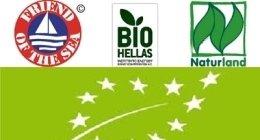 prodotti ittici biologici, pesce bio sostenibile, produzione biologica