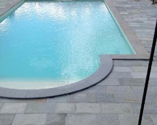 Bodenbelag für Schwimmbäder