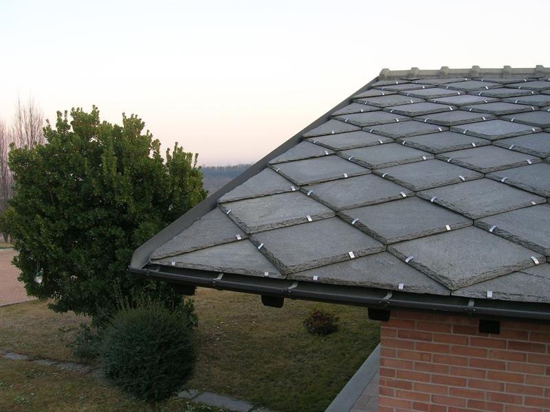 Lauzes 80 x 80 pour toitures