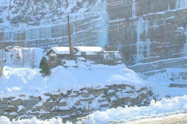 Montoso quarry depository