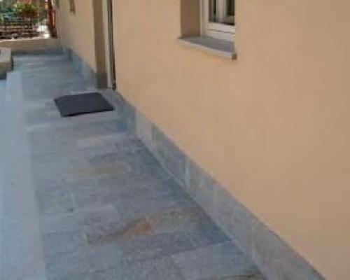 Pavimentazione da cortile