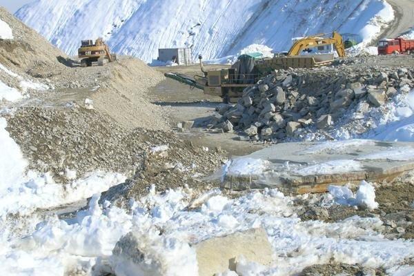 Quarry stone extraction
