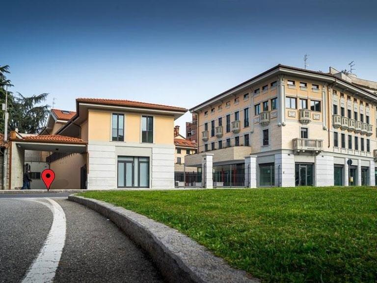 Parcheggio Piazza San Lorenzo Gallarate