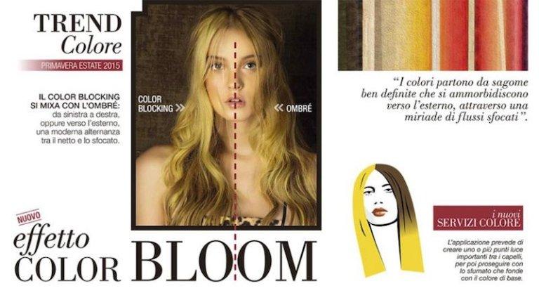 trattamento Color Bloom