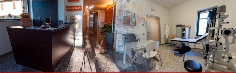 panoramica centro medico