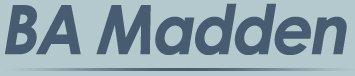 B A Madden company logo