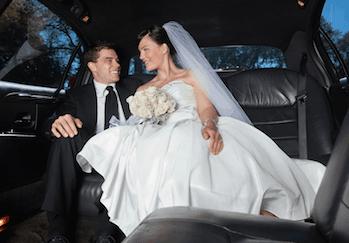 San Francisco wedding limo SF