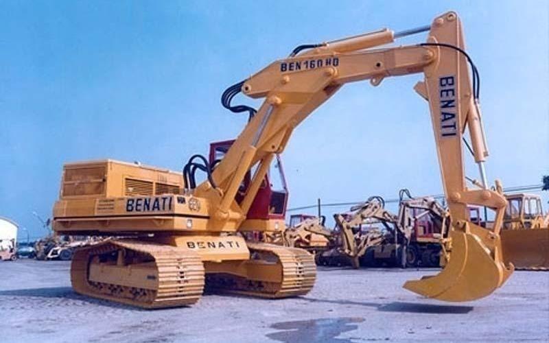 Escavatori Benati
