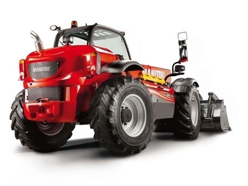 carrelli elevatori per agricoltura e industria