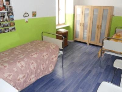 camera da letto casa di riposo