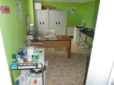 casa di riposo con infermeria