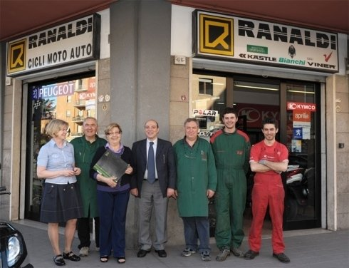 Lo staff Ranaldi