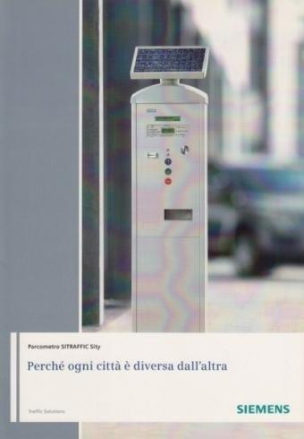 Parcometro Siemens