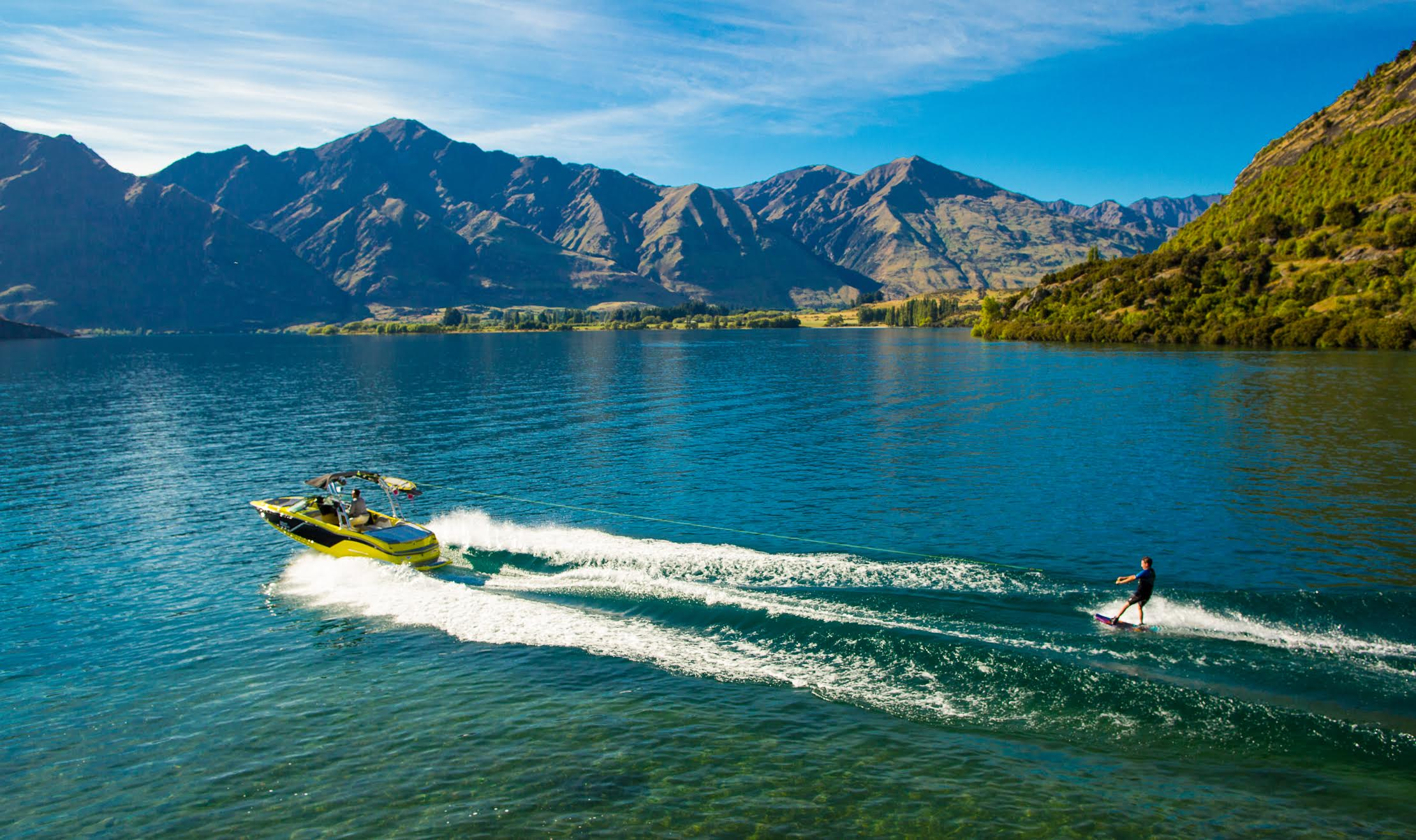 Wakeboarding lessons for all levels