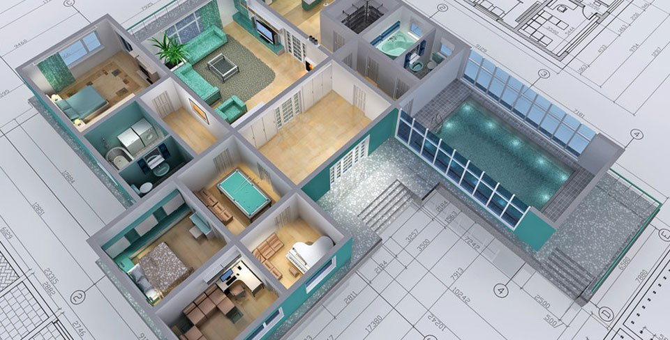 Comprehensive architectural services in TynyGongl