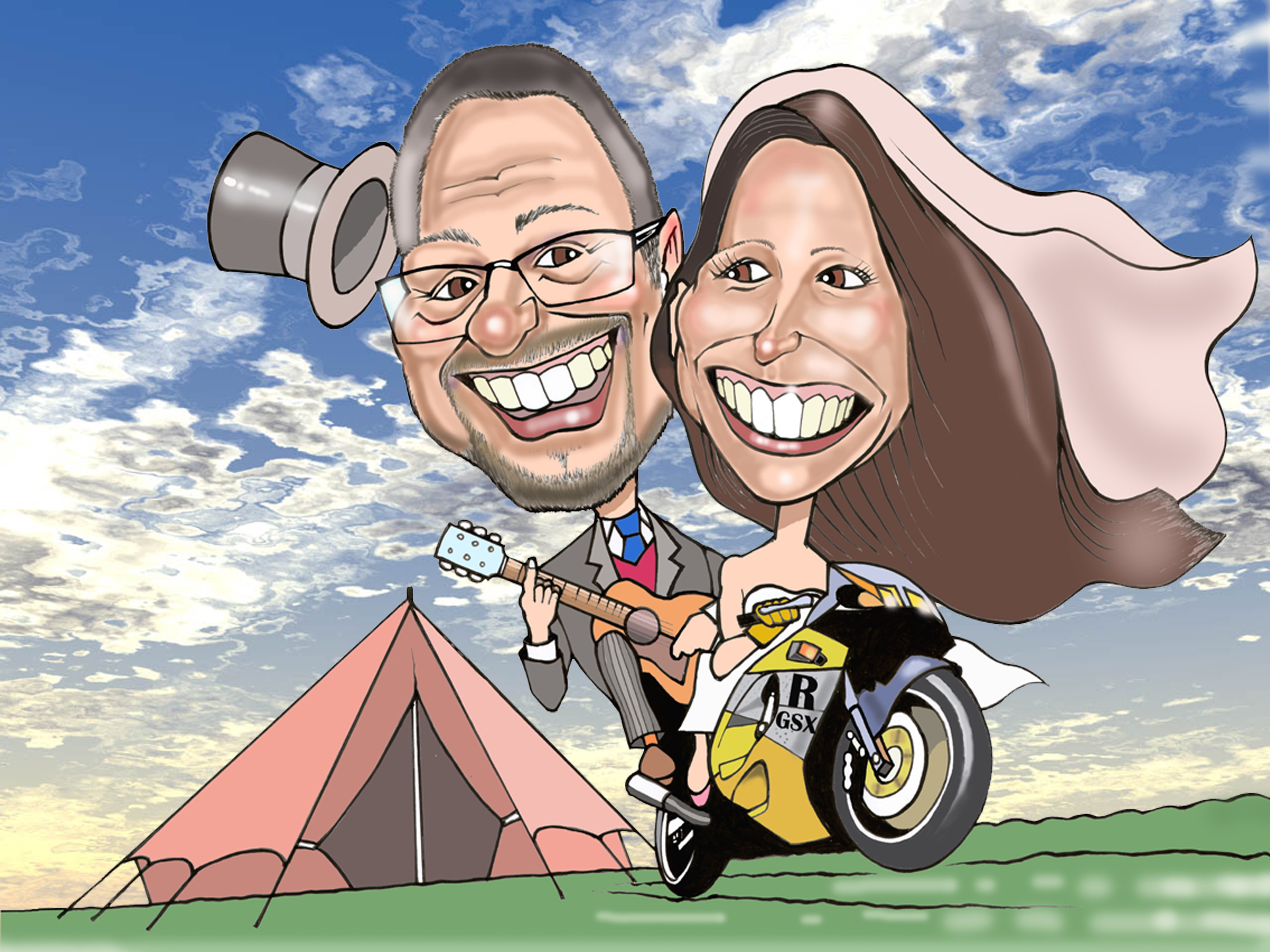 Caricature Projects