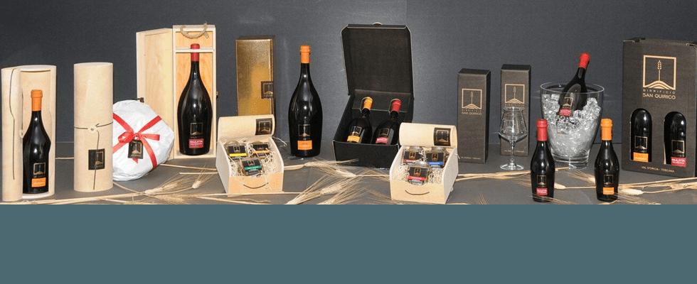Confezioni Speciali - Birrificio San Quirico (SI)
