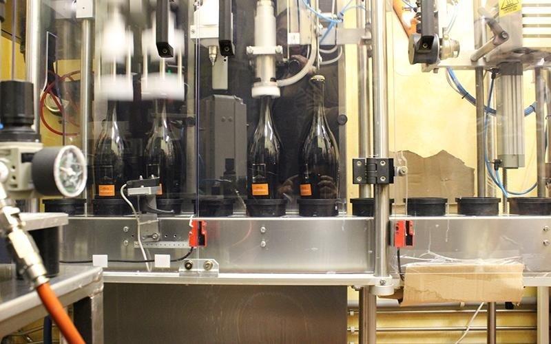 Produzione birra siena