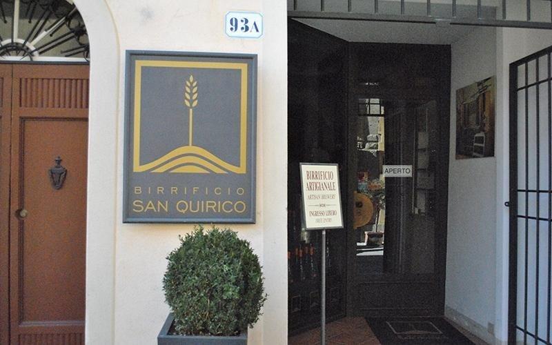 Birrificio San Quirico, San Quirico d