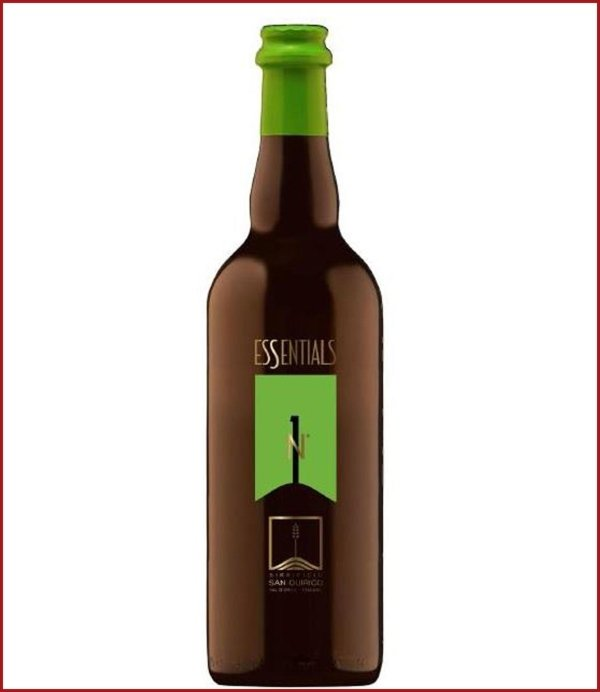 Birra Essentials 1 - Birrificio San Quirico, San Quirico d'Orcia (SI)