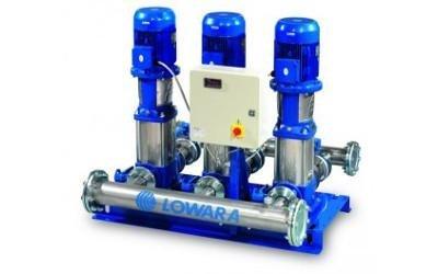 gruppi di pressione Lowara