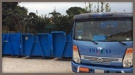 servizio trasporto rifiuti Napoli
