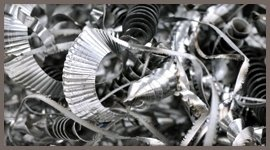 raccolta materiali ferrosi