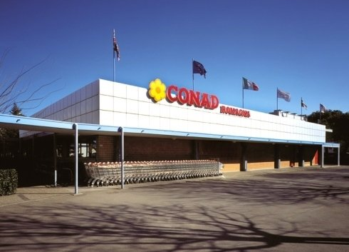 supermercato Conad Romagna