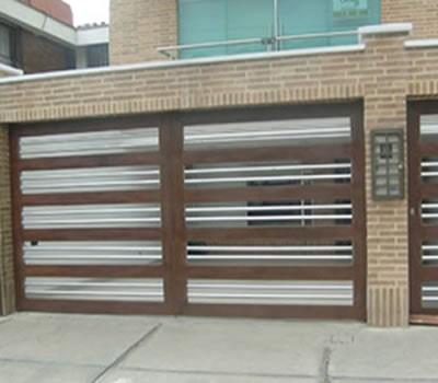 Eyc puertas el ctricas reparaci n y mantenimiento de - Puertas para cocheras electricas ...