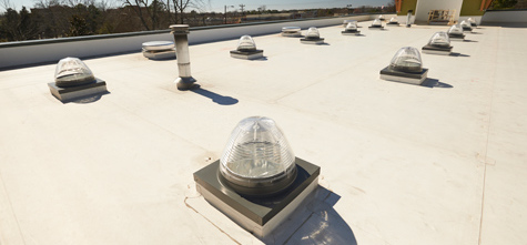 Commercial and Industrial Skylights and Sun Tunnels