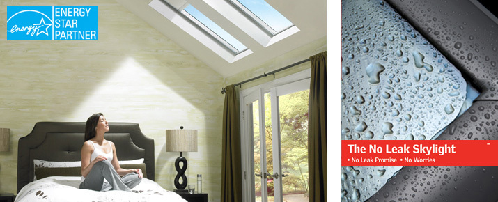 Residential Skylights and Sun Tunnels