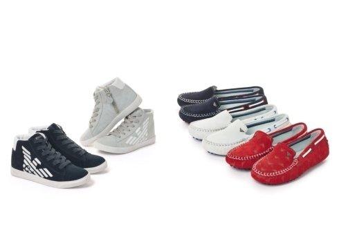 scarpe per ragazzi