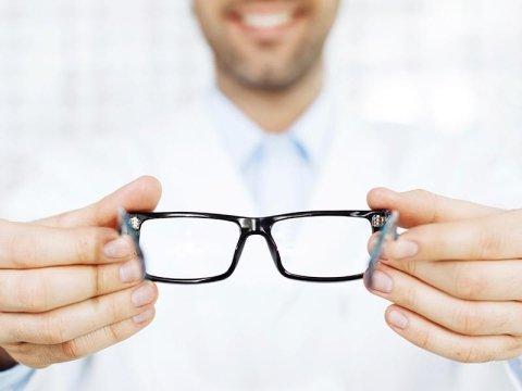 occhiali graduati