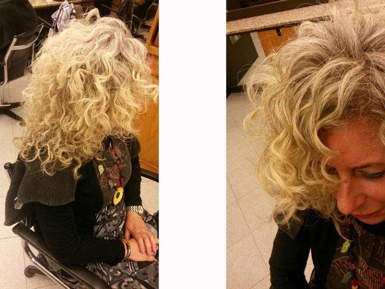 stiratura capelli porto mantovano