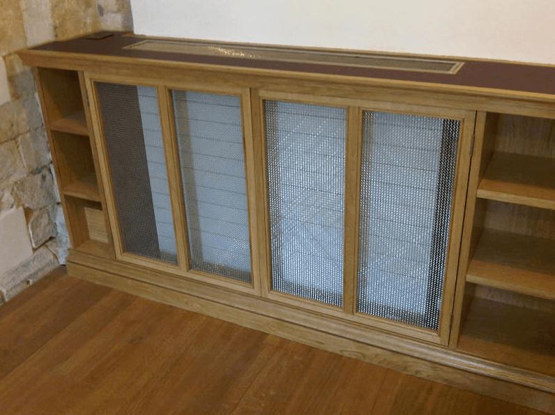 wooden window frame