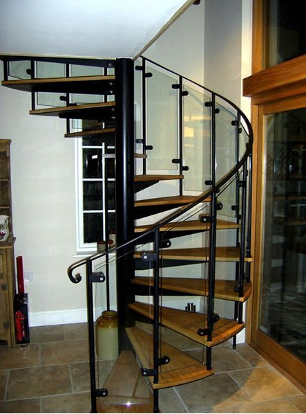 domestic stairs